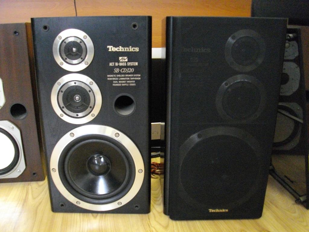 Technics Sb Cd